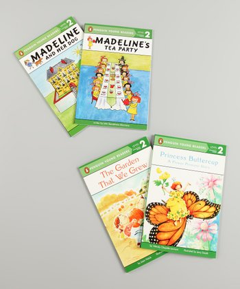 Madeline Penguin Young Readers Level 2 Paperback Set
