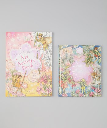 Fairy Story & Art Book Set
