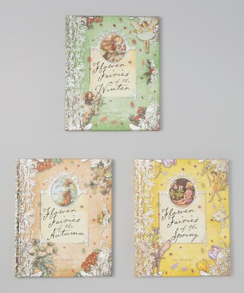 Seasonal Fairies Hardcover Set
