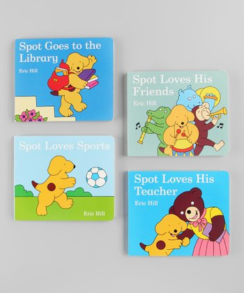 Spot Loves Board Book Set