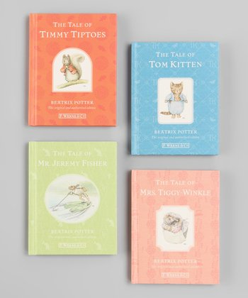 Peter Rabbit, Tom Kitten & Friends Hardcover Set