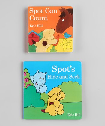 Spot Can Count & Spot's Hide-and-Seek Board Books