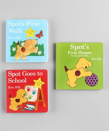 Spot's First Board Book Set