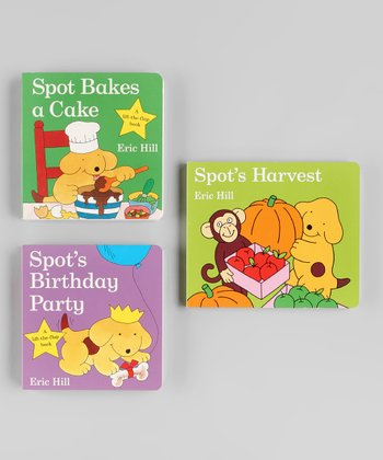 Spot Board Book Set