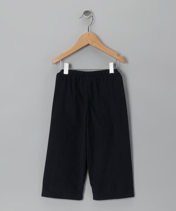 Navy Blue Corduroy Pants - Infant, Toddler & Boys