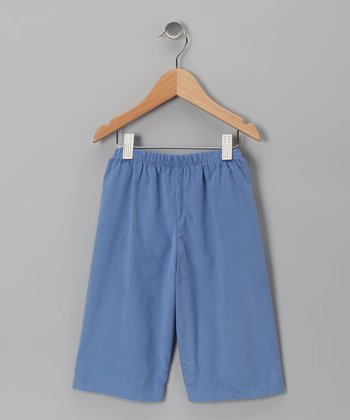 Blue Corduroy Pants - Infant, Toddler & Boys