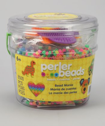 8,500 Bead Bucket Mania Set