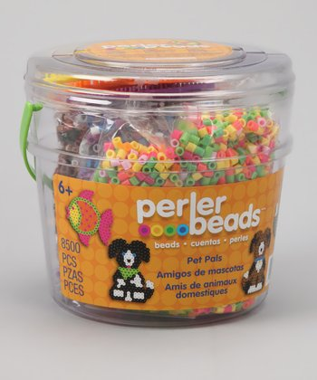 Pet Pals Bead Bucket Set