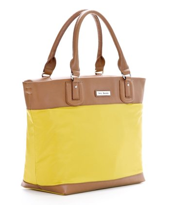 Lemon Alexis Diaper Bag