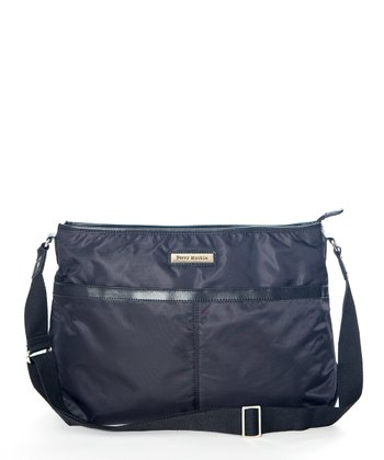 Black Billy Diaper Bag