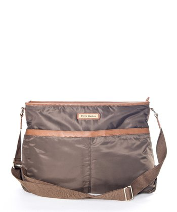 Brown Billy Diaper Bag