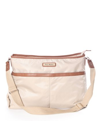 Cream Billy Diaper Bag