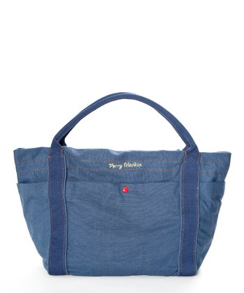 Navy Amy Diaper Bag