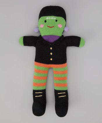 12'' Frankenstein Plush Toy