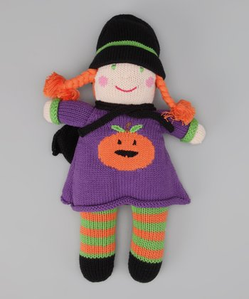 12'' Witch Plush Toy