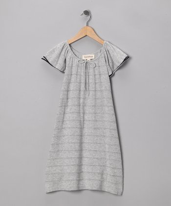 Gray Marle Sienna Dress - Toddler & Girls