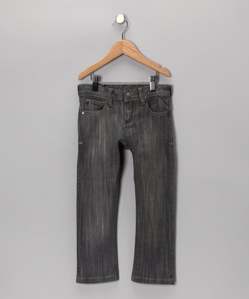 Gravel Wash Harper Jeans - Toddler & Girls