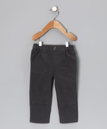 Gray In The City Pants - Infant & Toddler