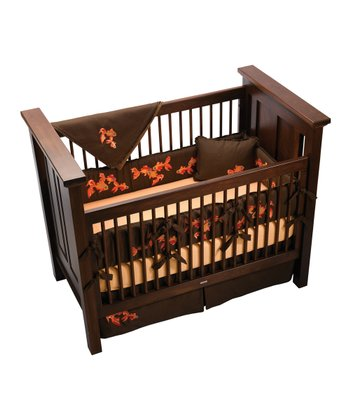 Imperial Fish Crib Bedding Set