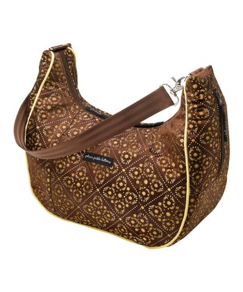 Toffee Roll Touring Tote Diaper Bag
