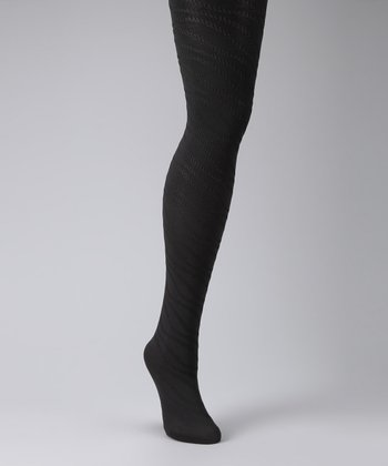 Black Wave Tights