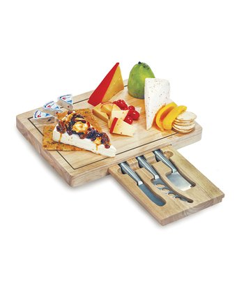 Arezzo Cheese Board & Knife Set