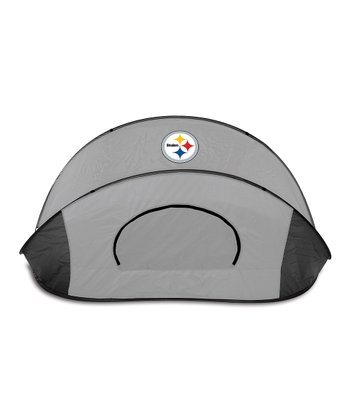 Gray Pittsburgh Steelers Manta Sun Shelter