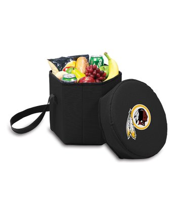Black Washington Redskins Bongo Cooler