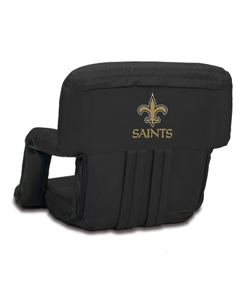 Black New Orleans Saints Ventura Seat