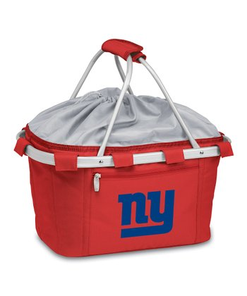 Red New York Giants Metro Basket