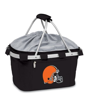 Black Cleveland Browns Metro Basket