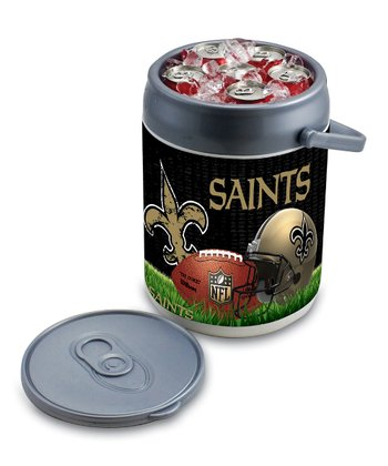 New Orleans Saints Can Cooler