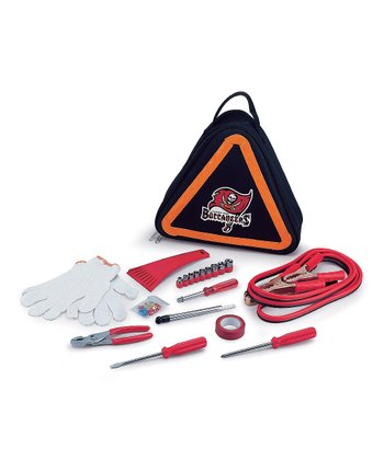 Tampa Bay Buccaneers Roadside Emergency Kit
