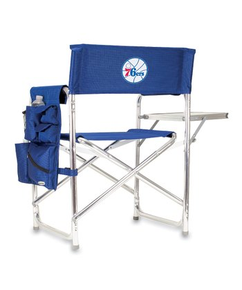 Navy Philadelphia 76ers Sport Chair