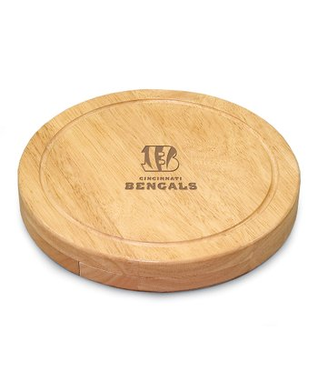 Cincinnati Bengals Circo Cheese Cutting Board Set