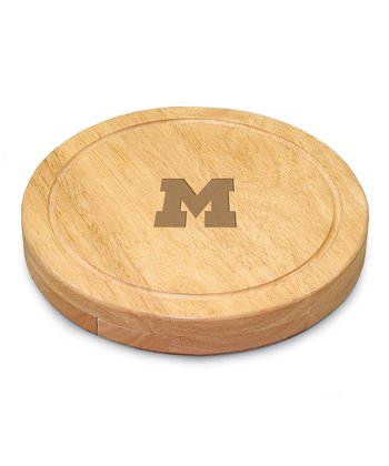 Michigan Picnic Cutting Board Set