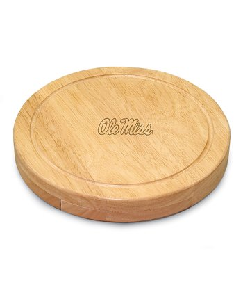 Ole Miss Picnic Cutting Board Set