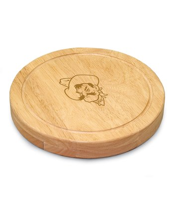 Oklahoma State Picnic Cutting Board Set
