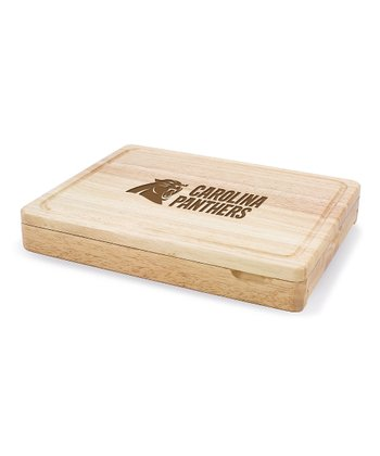 Carolina Panthers Asiago Cutting Board Set