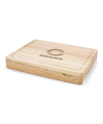 Chicago Bears Asiago Cutting Board Set