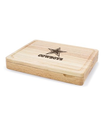 Dallas Cowboys Asiago Cutting Board Set