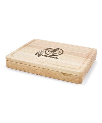 Washington Redskins Asiago Cutting Board Set
