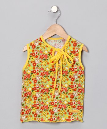 Serenity Floral Top - Infant, Toddler & Girls