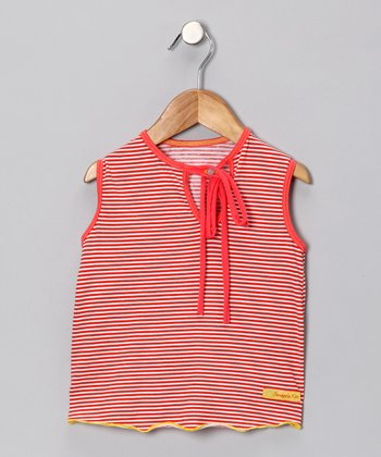 Fables Stripe Top - Infant, Toddler & Girls