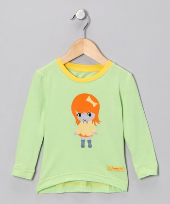 Lime Girl Tee - Infant & Girls