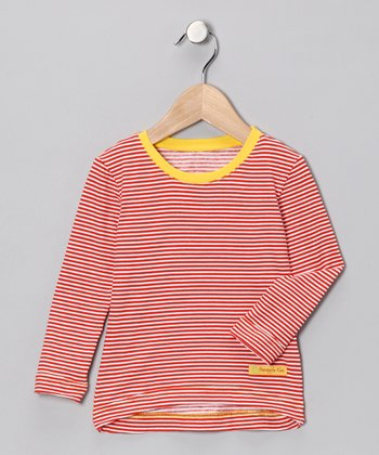 Fables Stripe Tee - Infant & Toddler