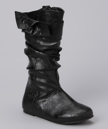 Black Molly Boot