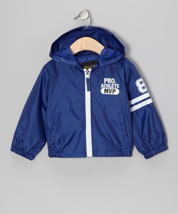 Royal 'Pro. Athelete' Jacket - Boys