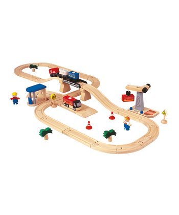 Transportation Road & Rail Set