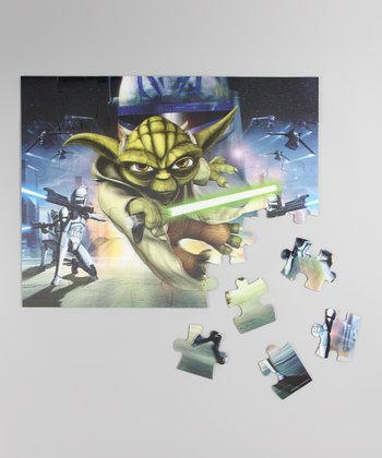 Star Wars 40-Piece Lenticular Floor Puzzle